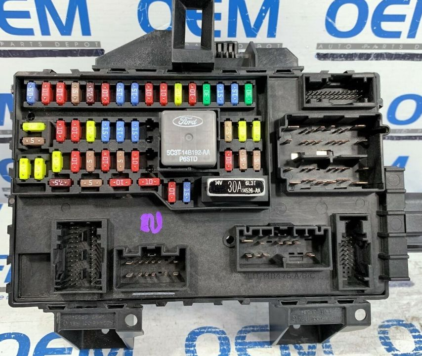 2009 Ford F 150 Fuse Box Diagram Startmycar